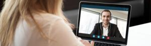 Cómo afrontar una entrevista virtual de trabajo